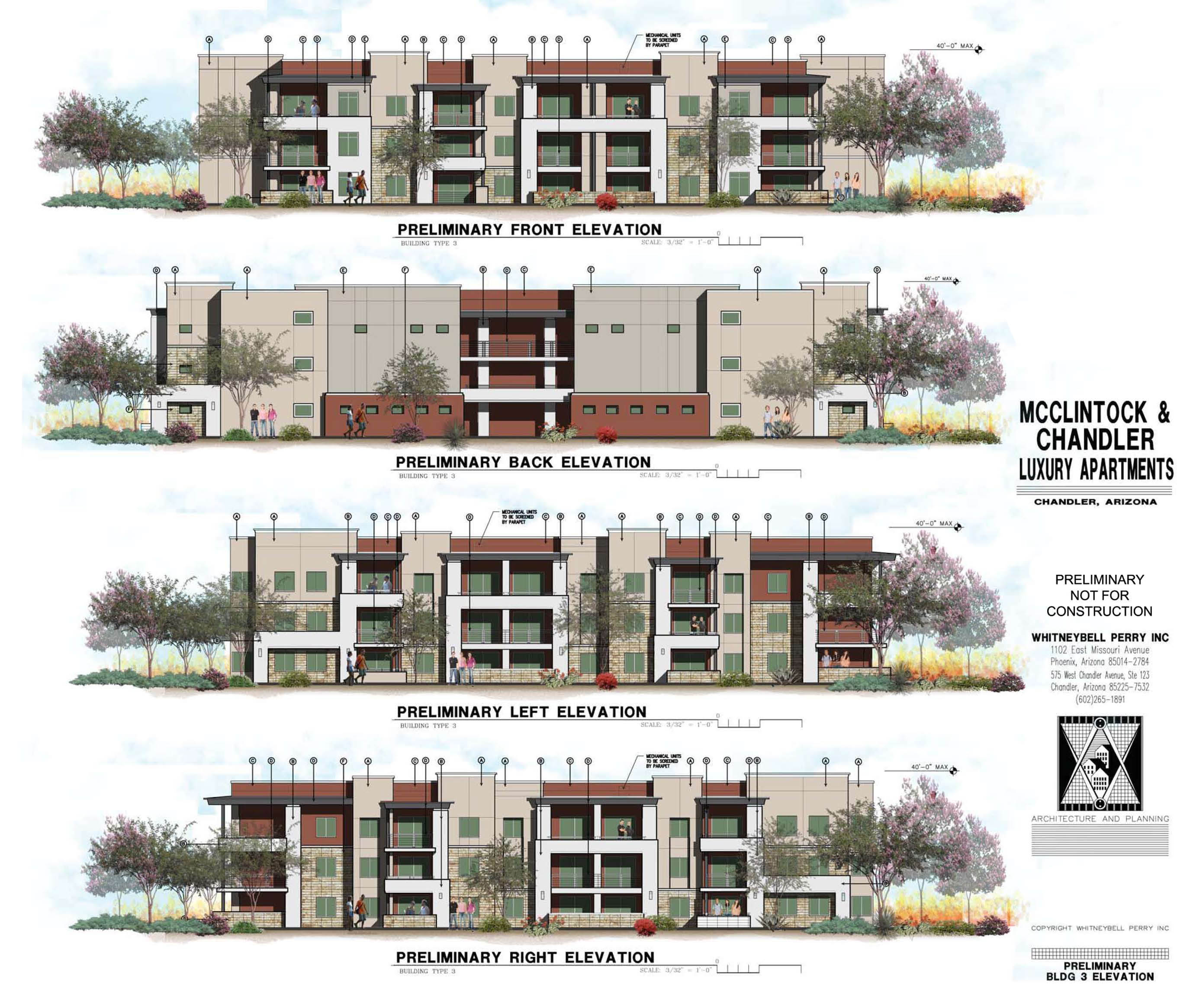 Chandler Apartments: Chandler McClintock Apartments