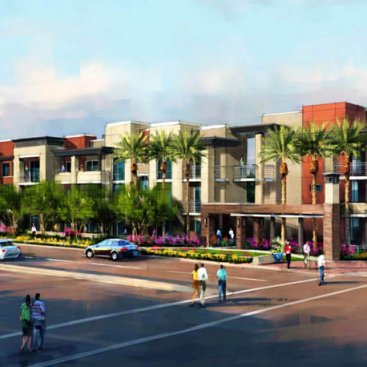 Gateway Multi-family Residential Gilbert AZ