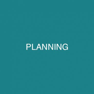 Service – Planning