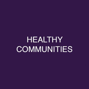 Services – Healthy Communities