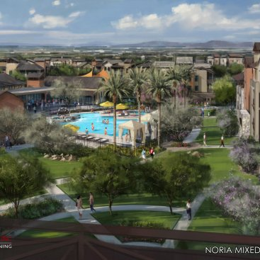 Noria Mixed-Use Community, Chandler, AZ